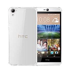 Silikon Hülle Handyhülle Ultra Dünn Schutzhülle Durchsichtig Transparent für HTC Desire 826 826T 826W Klar