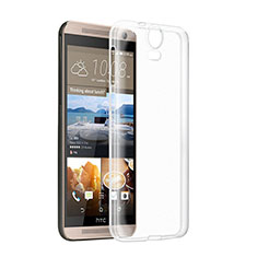 Silikon Hülle Handyhülle Ultra Dünn Schutzhülle Durchsichtig Transparent für HTC One E9 Plus Klar