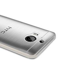 Silikon Hülle Handyhülle Ultra Dünn Schutzhülle Durchsichtig Transparent für HTC One M9 Plus Klar