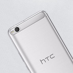 Silikon Hülle Handyhülle Ultra Dünn Schutzhülle Durchsichtig Transparent für HTC One X9 Klar