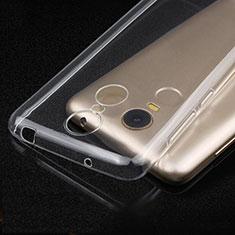 Silikon Hülle Handyhülle Ultra Dünn Schutzhülle Durchsichtig Transparent für Huawei Enjoy 6 Klar