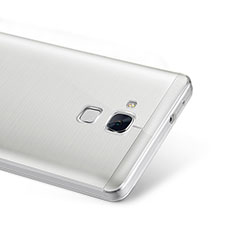 Silikon Hülle Handyhülle Ultra Dünn Schutzhülle Durchsichtig Transparent für Huawei GR5 Mini Klar