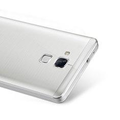 Silikon Hülle Handyhülle Ultra Dünn Schutzhülle Durchsichtig Transparent für Huawei GT3 Klar