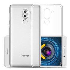 Silikon Hülle Handyhülle Ultra Dünn Schutzhülle Durchsichtig Transparent für Huawei Honor 6X Klar