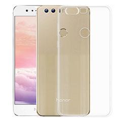 Silikon Hülle Handyhülle Ultra Dünn Schutzhülle Durchsichtig Transparent für Huawei Honor 8 Klar