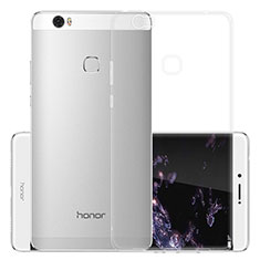 Silikon Hülle Handyhülle Ultra Dünn Schutzhülle Durchsichtig Transparent für Huawei Honor Note 8 Klar