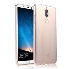 Silikon Hülle Handyhülle Ultra Dünn Schutzhülle Durchsichtig Transparent für Huawei Mate 10 Lite Klar