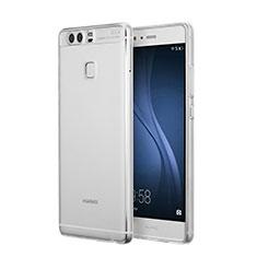 Silikon Hülle Handyhülle Ultra Dünn Schutzhülle Durchsichtig Transparent für Huawei P9 Plus Klar