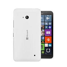 Silikon Hülle Handyhülle Ultra Dünn Schutzhülle Durchsichtig Transparent für Microsoft Lumia 640 Klar