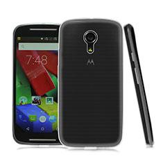 Silikon Hülle Handyhülle Ultra Dünn Schutzhülle Durchsichtig Transparent für Motorola Moto G (2nd Gen) Klar