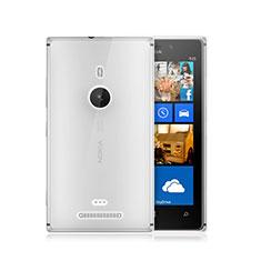 Silikon Hülle Handyhülle Ultra Dünn Schutzhülle Durchsichtig Transparent für Nokia Lumia 925 Klar