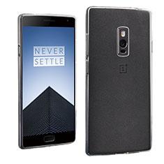Silikon Hülle Handyhülle Ultra Dünn Schutzhülle Durchsichtig Transparent für OnePlus 2 Klar
