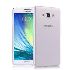 Silikon Hülle Handyhülle Ultra Dünn Schutzhülle Durchsichtig Transparent für Samsung Galaxy A7 SM-A700 Klar