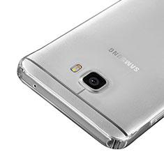 Silikon Hülle Handyhülle Ultra Dünn Schutzhülle Durchsichtig Transparent für Samsung Galaxy C7 SM-C7000 Klar