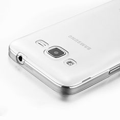 Silikon Hülle Handyhülle Ultra Dünn Schutzhülle Durchsichtig Transparent für Samsung Galaxy Core Prime G360F G360GY Klar
