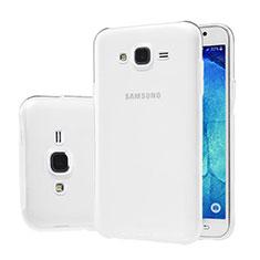Silikon Hülle Handyhülle Ultra Dünn Schutzhülle Durchsichtig Transparent für Samsung Galaxy J5 SM-J500F Klar