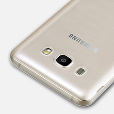 Silikon Hülle Handyhülle Ultra Dünn Schutzhülle Durchsichtig Transparent für Samsung Galaxy J7 (2016) J710F J710FN Klar