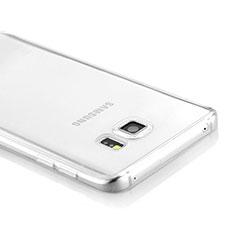 Silikon Hülle Handyhülle Ultra Dünn Schutzhülle Durchsichtig Transparent für Samsung Galaxy Note 5 N9200 N920 N920F Klar