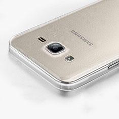 Silikon Hülle Handyhülle Ultra Dünn Schutzhülle Durchsichtig Transparent für Samsung Galaxy On7 G600FY Klar