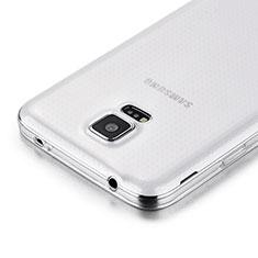 Silikon Hülle Handyhülle Ultra Dünn Schutzhülle Durchsichtig Transparent für Samsung Galaxy S5 G900F G903F Klar