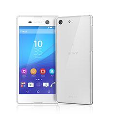 Silikon Hülle Handyhülle Ultra Dünn Schutzhülle Durchsichtig Transparent für Sony Xperia M5 Klar