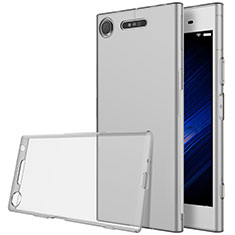 Silikon Hülle Handyhülle Ultra Dünn Schutzhülle Durchsichtig Transparent für Sony Xperia XZ1 Klar