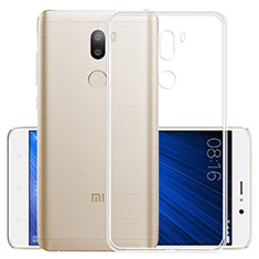 Silikon Hülle Handyhülle Ultra Dünn Schutzhülle Durchsichtig Transparent für Xiaomi Mi 5S Plus Klar