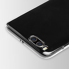 Silikon Hülle Handyhülle Ultra Dünn Schutzhülle Durchsichtig Transparent für Xiaomi Mi 6 Klar