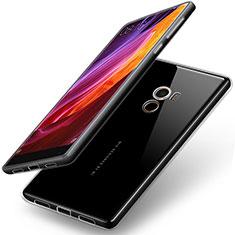 Silikon Hülle Handyhülle Ultra Dünn Schutzhülle Durchsichtig Transparent für Xiaomi Mi Mix Klar