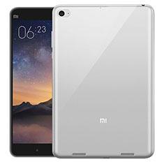 Silikon Hülle Handyhülle Ultra Dünn Schutzhülle Durchsichtig Transparent für Xiaomi Mi Pad 3 Klar