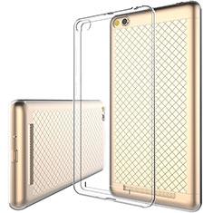Silikon Hülle Handyhülle Ultra Dünn Schutzhülle Durchsichtig Transparent für Xiaomi Redmi 3 Klar