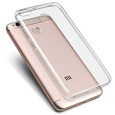Silikon Hülle Handyhülle Ultra Dünn Schutzhülle Durchsichtig Transparent für Xiaomi Redmi 4X Klar