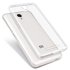 Silikon Hülle Handyhülle Ultra Dünn Schutzhülle Durchsichtig Transparent für Xiaomi Redmi Note 2 Klar