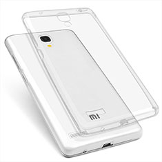 Silikon Hülle Handyhülle Ultra Dünn Schutzhülle Durchsichtig Transparent für Xiaomi Redmi Note 4G Klar