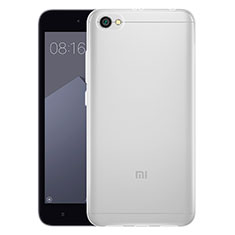 Silikon Hülle Handyhülle Ultra Dünn Schutzhülle Durchsichtig Transparent für Xiaomi Redmi Note 5A Standard Edition Klar