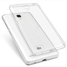Silikon Hülle Handyhülle Ultra Dünn Schutzhülle Durchsichtig Transparent für Xiaomi Redmi Note Prime Klar