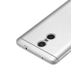 Silikon Hülle Handyhülle Ultra Dünn Schutzhülle Durchsichtig Transparent für Xiaomi Redmi Pro Klar