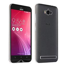 Silikon Hülle Handyhülle Ultra Dünn Schutzhülle Durchsichtig Transparent Gel für Asus Zenfone Max ZC550KL Klar
