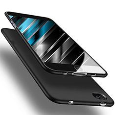 Silikon Hülle Handyhülle Ultra Dünn Schutzhülle für Apple iPhone 4 Schwarz