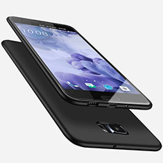 Silikon Hülle Handyhülle Ultra Dünn Schutzhülle für HTC U Ultra Schwarz