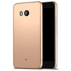 Silikon Hülle Handyhülle Ultra Dünn Schutzhülle für HTC U11 Gold