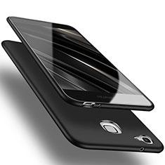 Silikon Hülle Handyhülle Ultra Dünn Schutzhülle für Huawei Enjoy 5S Schwarz