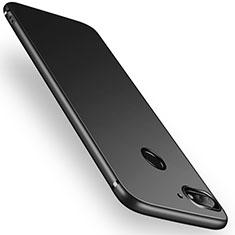 Silikon Hülle Handyhülle Ultra Dünn Schutzhülle für Huawei Enjoy 8 Schwarz