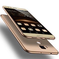Silikon Hülle Handyhülle Ultra Dünn Schutzhülle für Huawei G7 Plus Gold