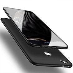 Silikon Hülle Handyhülle Ultra Dünn Schutzhülle für Huawei G9 Lite Schwarz