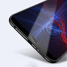 Silikon Hülle Handyhülle Ultra Dünn Schutzhülle für Huawei Honor 10 Schwarz