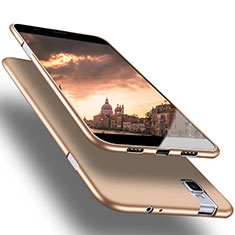 Silikon Hülle Handyhülle Ultra Dünn Schutzhülle für Huawei Honor 7i shot X Gold