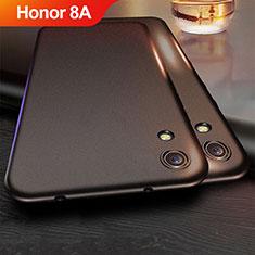 Silikon Hülle Handyhülle Ultra Dünn Schutzhülle für Huawei Honor 8A Schwarz