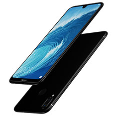 Silikon Hülle Handyhülle Ultra Dünn Schutzhülle für Huawei Honor 8X Max Schwarz