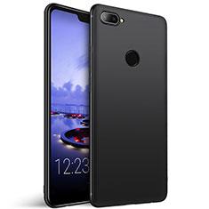 Silikon Hülle Handyhülle Ultra Dünn Schutzhülle für Huawei Honor 9i Schwarz